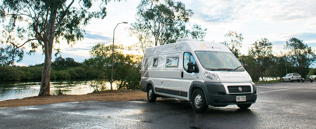 The Stradbroke Campervan